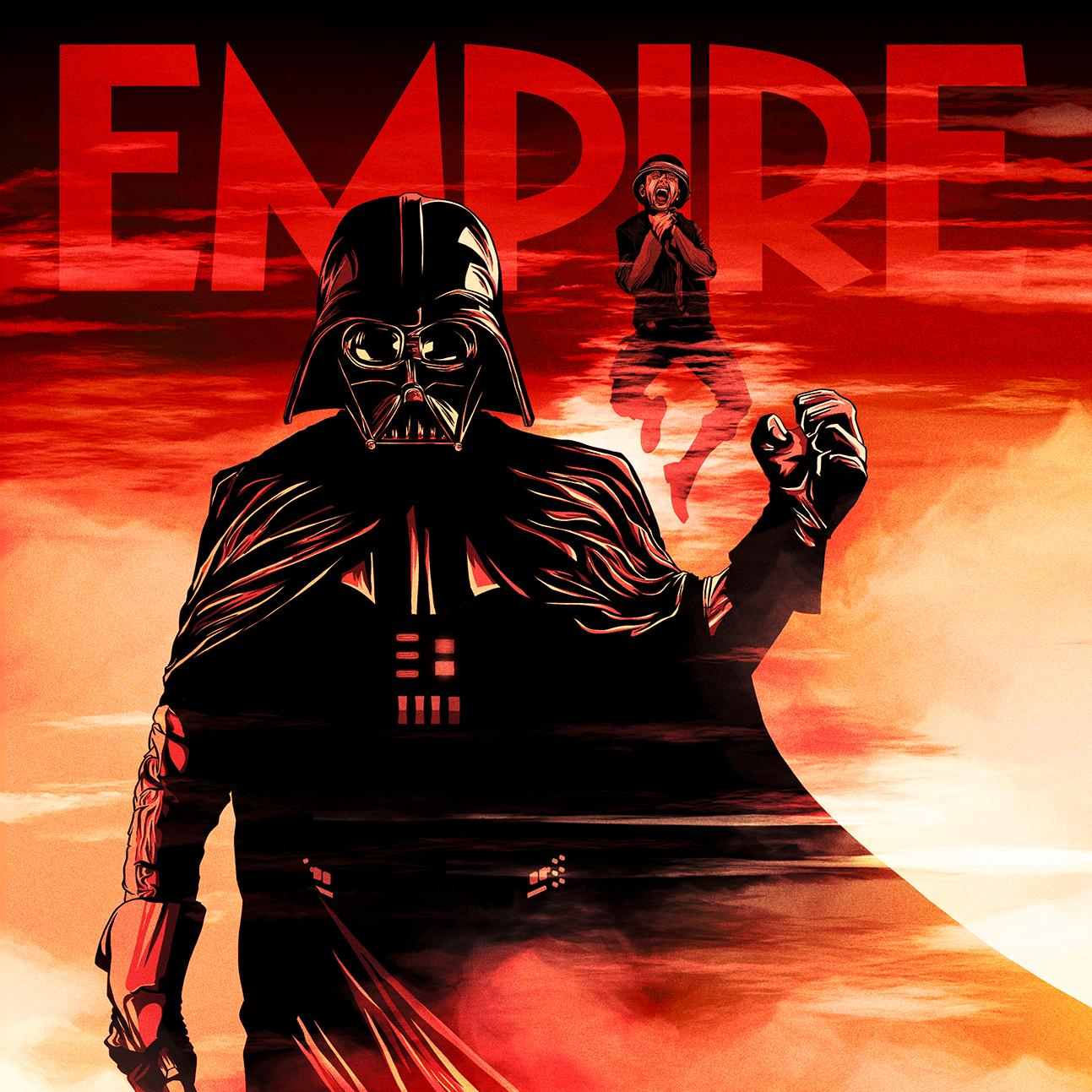 Empire Magazine Featured Project