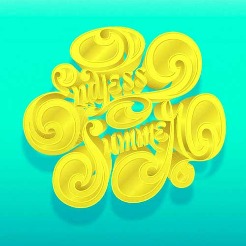 Typography Illustration